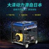 大泽动力230a柴油发电电焊一体机