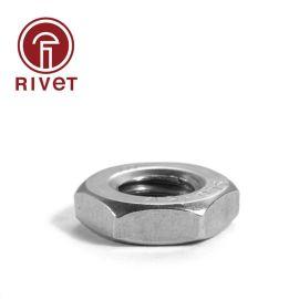 罗维特DIN439 六角薄螺母-细牙