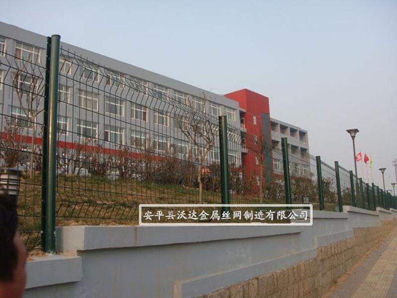 产地供应厂区隔离栅 小区围墙护栏 厂区/工厂护栏网