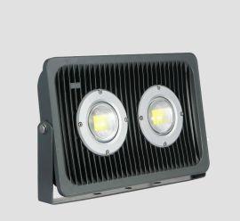 新款COB投光灯 50W100W150W200WLED泛光灯