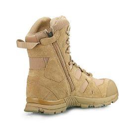 07沙漠靴高帮透气沙漠战术靴户外山地登山鞋男女作战靴防滑黑鹰