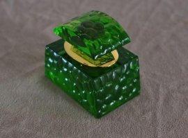 水晶琉璃香水瓶(A0109)