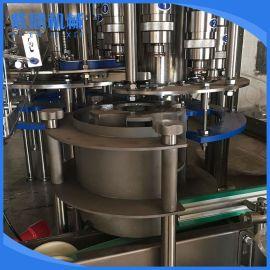 灌装机生产线配套设备 全自动矿泉水生产线装箱机
