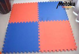 2cm超厚彩色EVA发泡彩色塑胶体操垫