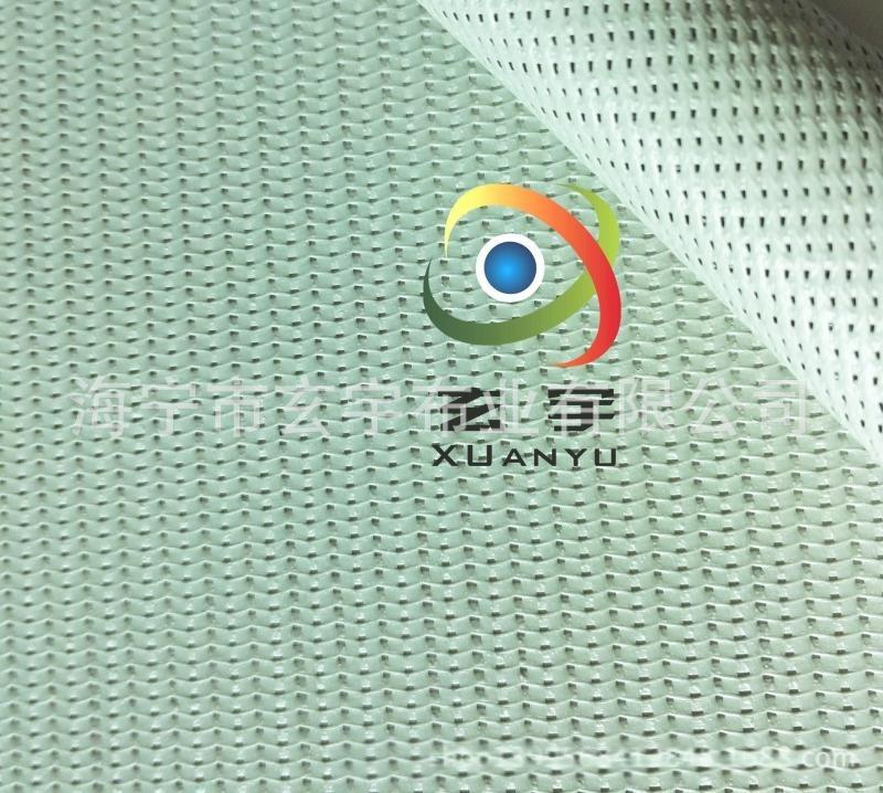 生產5米超寬PVC噴繪網格布,抗風抗UV帶底膜噴繪網