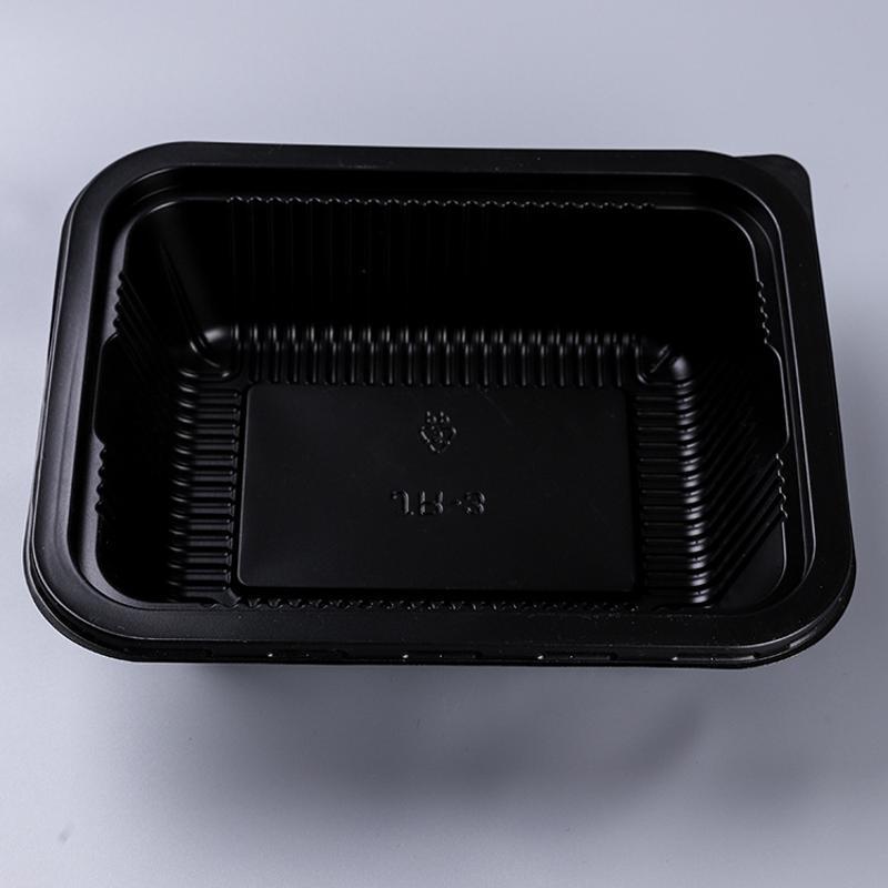 吸塑盒龙虾盒透明定做自热饭吸塑盒一次性吸塑盒食品蛋托盘吸塑盒