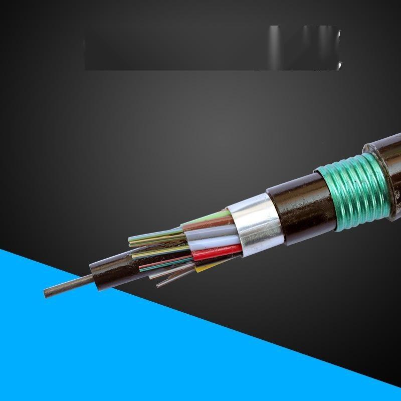 GYTA53国标直埋光缆 12芯单模层绞式光缆 室外单模通信光缆