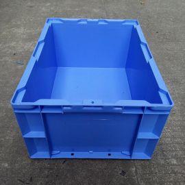 HP-5C塑料箱 全新料HDPE汽车零件周转 现货标准尺寸物流箱供应