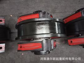 铸钢车轮组  铸造吊车轮组 平衡车轮组