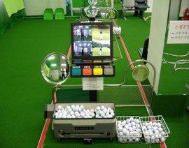 高爾夫揮杆分析儀