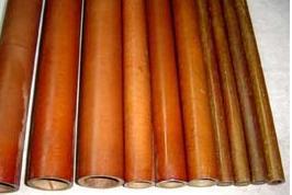 厂家直销木叶牌**醛棉布层压管,玻璃纤维管,**酫绝缘管
