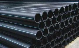 高密度聚乙烯HDPE管材、HDPE管件