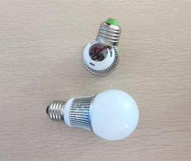 陶瓷COB 无驱动COB 无驱动COB球泡灯 9W球泡灯 AC球泡灯
