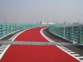 彩色陶瓷颗粒防滑路面施工工艺