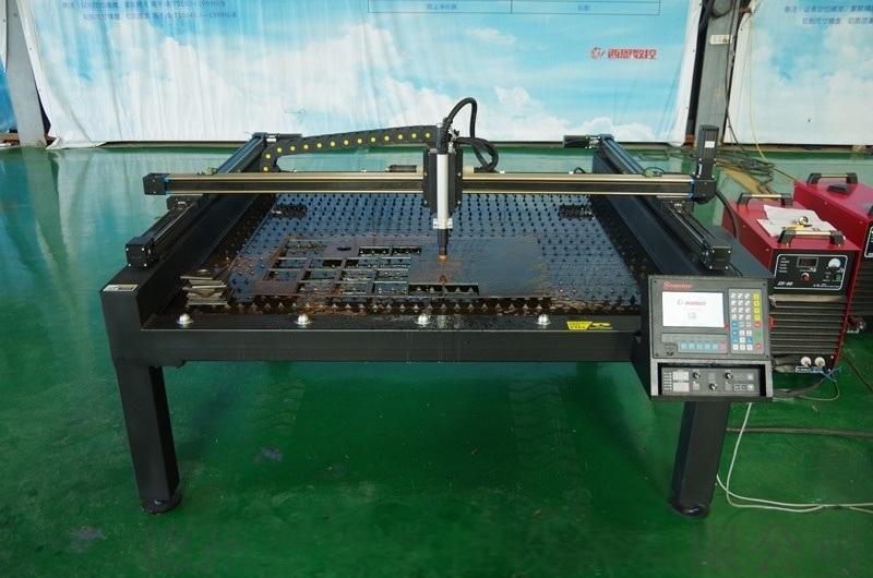 台式全自动数控切割机精细等离子切割机火焰切割机