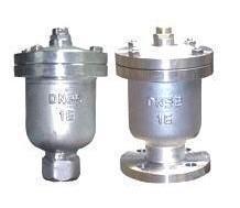 QB1不锈钢单口排气阀
