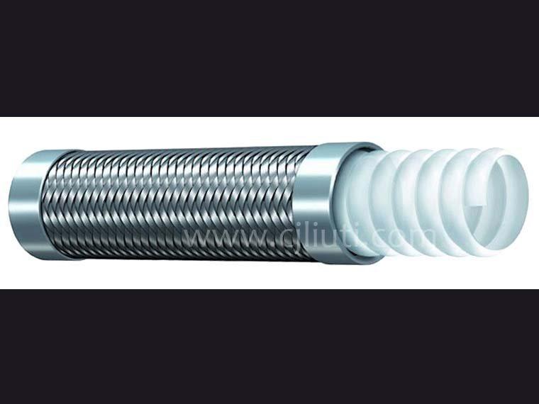 不鏽鋼編織螺旋   管