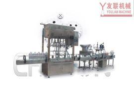 CHX-YG油品灌装压盖机