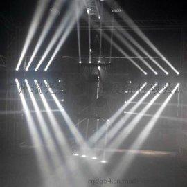 瑞光舞台灯光 LED四头光束灯 LED舞台灯光  LED摇头灯 摇头染色灯 电脑摇头灯  婚庆灯 舞台灯具