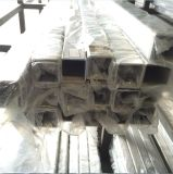 順德不鏽鋼管現貨 304拉絲不鏽鋼方管