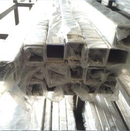顺德不锈钢管现货 304拉丝不锈钢方管