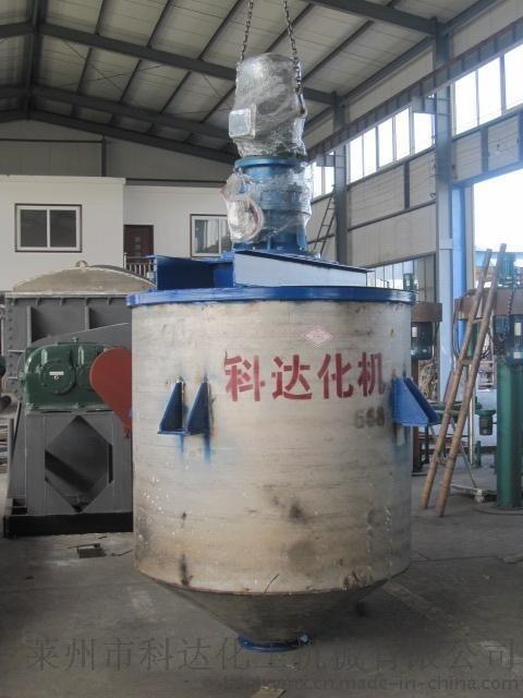 搅拌机 不锈钢立式真石漆搅拌罐 莱州科达化工