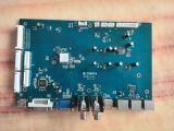 ZH-300D带矩阵功能的拼接板卡