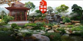 济宁景观工程承包、济宁美丽乡村建设、济宁木制景观施工专家——瑞景园林
