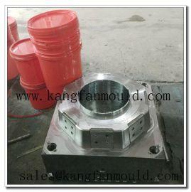 浙江黄岩塑胶模具专业密封油桶模具制造