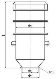 济南 供应 环保消音设备 GLF型高炉冷风放风阀消声器