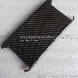 苹果6PULS碳纤维手机壳   6plus保护套 防辐射