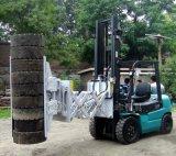 轮胎夹抱机, 叉车轮胎夹, 轮胎搬运堆垛机器