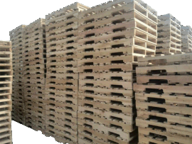 青岛美式托盘松木工厂定做低价熏蒸免检