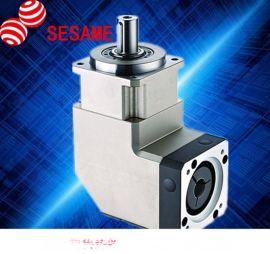 品牌直角行星减速机PGR60-5台湾伺服步进减速器 机器人400W减速机