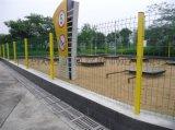 沃达  厂区围栏 工厂围网 厂区围墙网