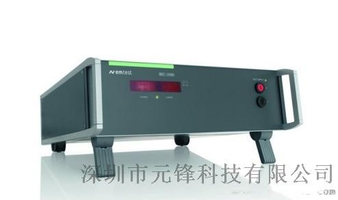 智能直流电压源/用于汽车测试/EMtest RDS 200N/ISO16750-2/CI230
