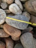河北8-16毫米天然鵝卵石濾料廠家  鵝卵石濾料批發