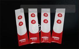 厂家加工定做一次性用品纸袋三件套四件套餐具袋筷子包装袋
