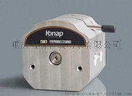 Konap科耐普蠕动泵泵头易装型YZ25流量**全铝合金材质耐腐蚀