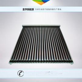 大型太阳能集热工程专家!选择金亨邦特尔太阳能热水工程