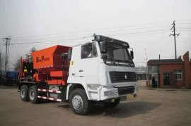 SLS5250TYH型路面养护车