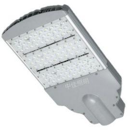 廠家批發led路燈頭 90W摸組路燈頭 戶外型材平板燈外殼套件成品