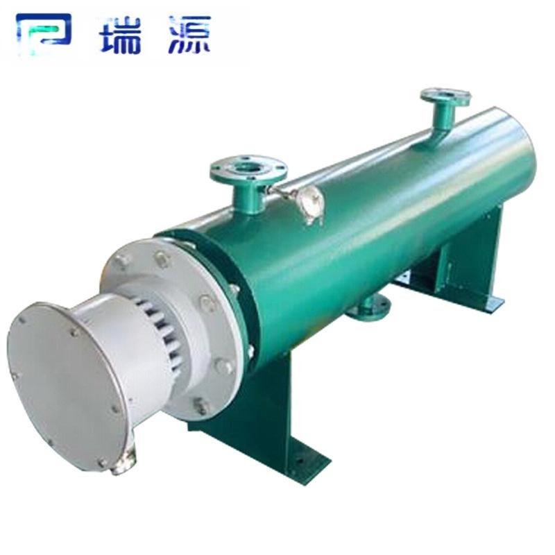 瑞源厂家直销 管道电加热器 防爆管道加热器 气体加热器