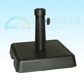环保型混凝土伞座(25KG 黑色)