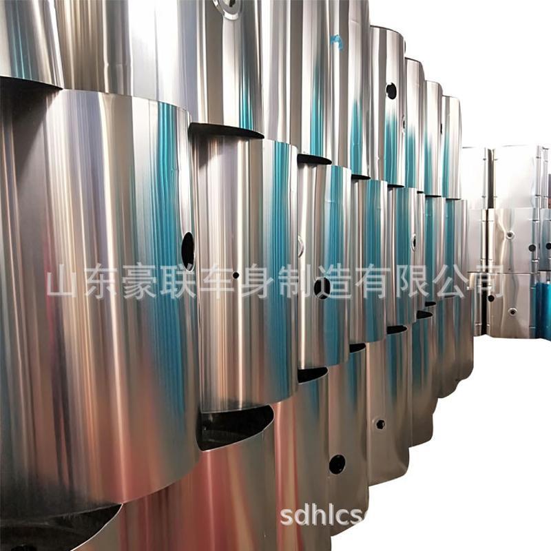 德龙 X6000 铝皮油箱 加厚 加大 图片 价格 厂家