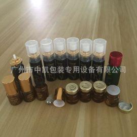 全自动液体灌装机 膏霜自动灌装 香水精油口服液指甲油灌装生产线
