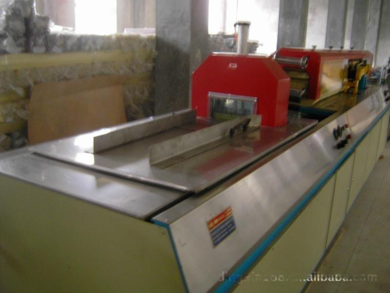 供应塑料管材抬刀切割机 塑料型材切割机