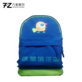 韩版2019春季新款儿童包包幼儿园书包可爱百搭双肩背包定做