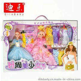 芭比娃娃 美少女夢幻公主 玩具批發 芭比產地貨源 搪膠娃娃 兒童玩具 益智兒童玩具 模型玩具