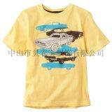 童T恤  外贸品牌童装批发 男童短袖纯棉T恤 儿童短袖T恤衫